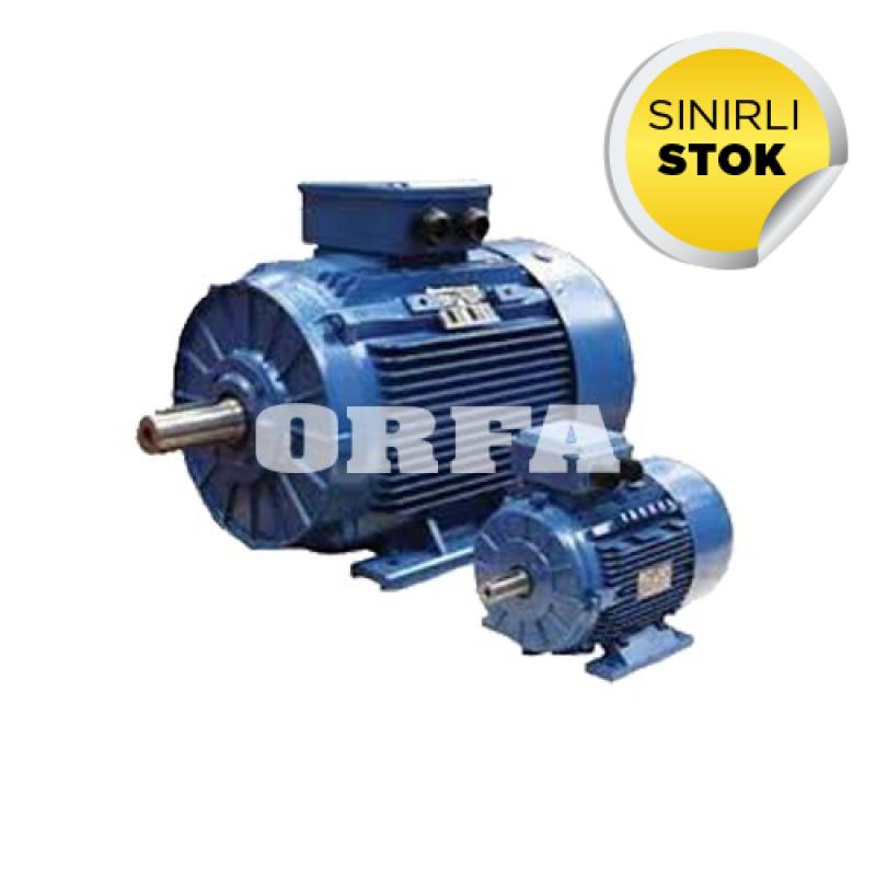 Wat Elektrik Motoru  3 KW 1500 V1-B5 IE2